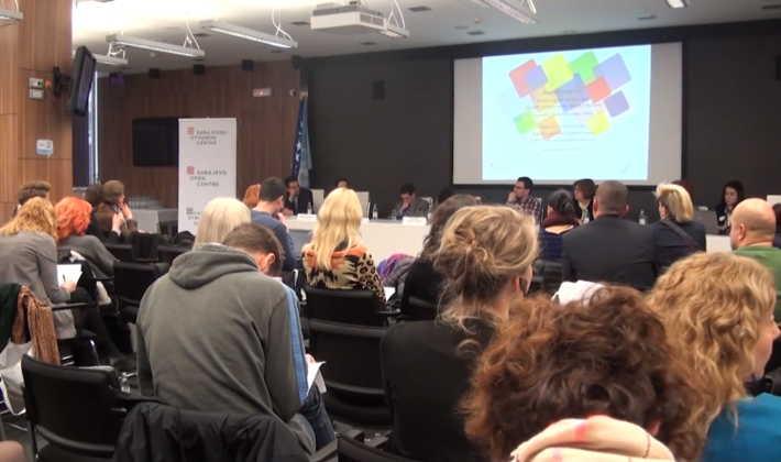 "Kratka video priča – ""Poboljšanje ljudskih prava LGBT osoba na zapadnom Balkanu"""