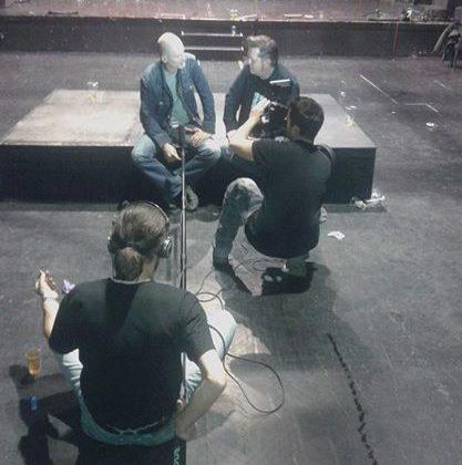 Snimak kompletnog koncerta Damira Avdića u SARTR-u