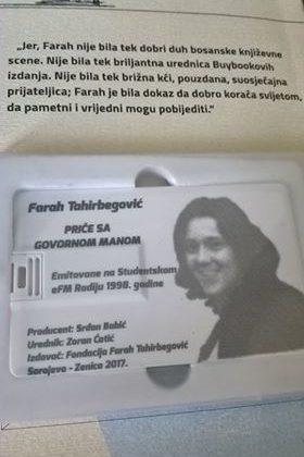 """Književnost Na Radiju- Farah Tahirbegović """"Papak"""""""