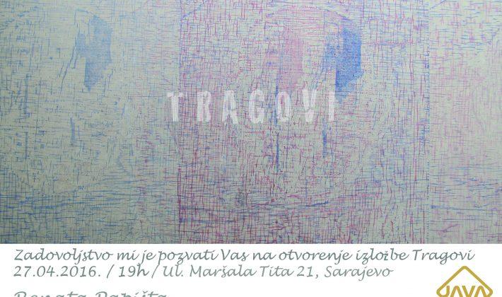 Renata Papišta / TRAGOVI