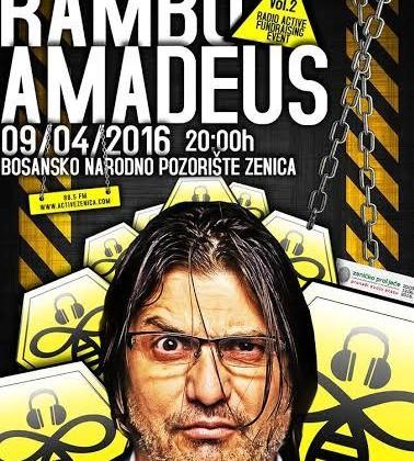 Rambo Amadeus & Five Winettous sextet u Zenici