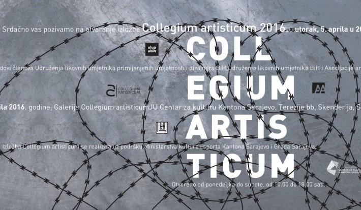 Izložba Collegium artisticum