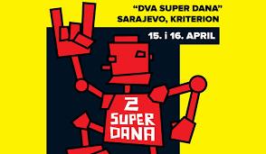 "Vedad Trbonja o festivalu ""Dva super dana """