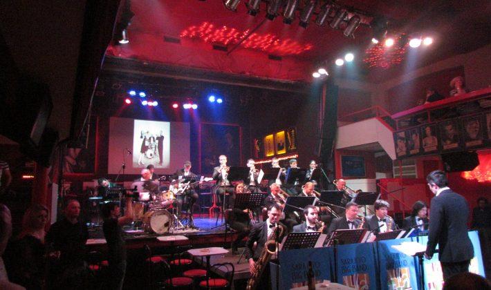 Dobro jutro džezeri: Sarajevo Big Band