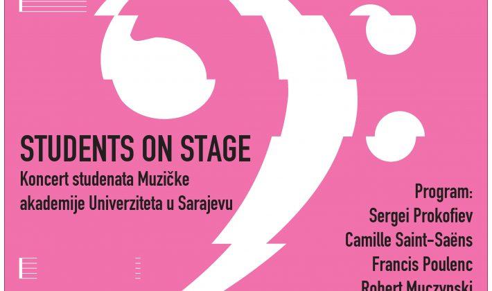 Koncert studenata – Students On Stage