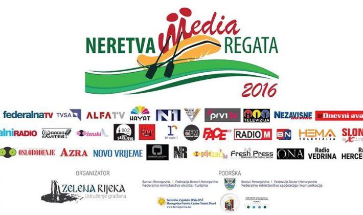 Zelenom rijekom za očuvanje okoline – Media Regata 2016.