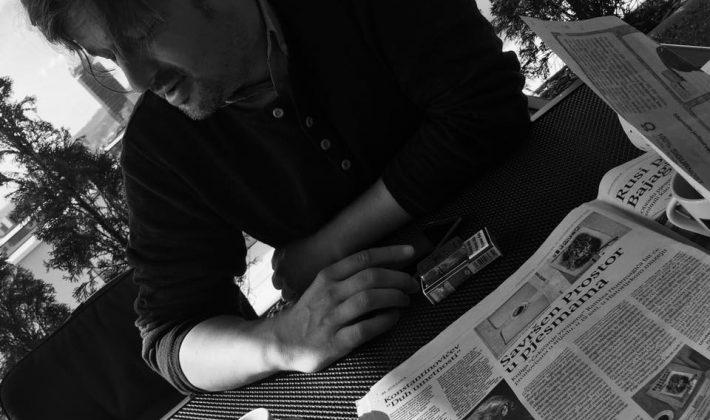 Intervju povodom promocije zbirke poezije Ramiza Huremagića: ČEKIČANJE VREMENA – o trenutku.