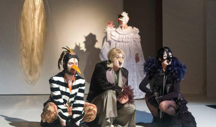Predstava 'KONCERT PTICA' u Kamernom teatru 55