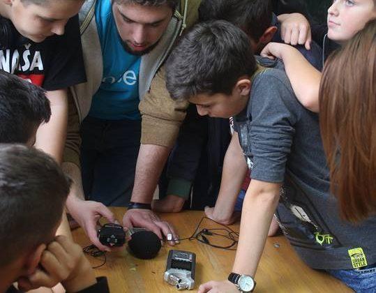 Balkanska premijera projekta BBC Blue Room na Sarajevo Unlimitedu