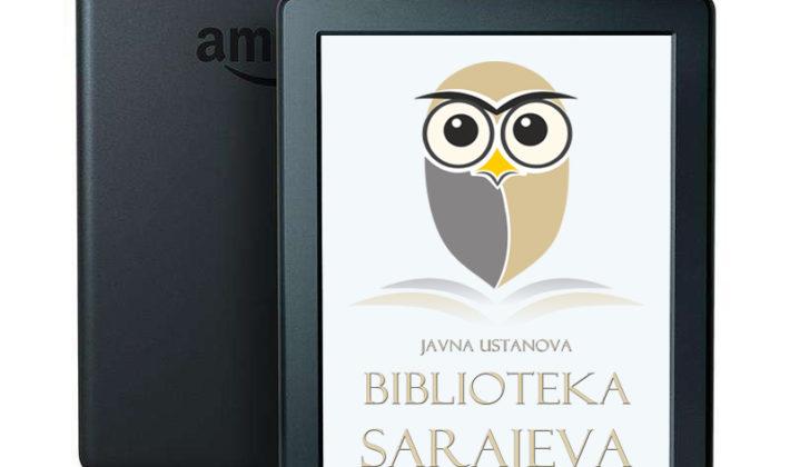 BIBLIOTEKA SARAJEVA OD DANAS POZAJMLJUJE I ELEKTRONSKE ČITAČE KNJIGA