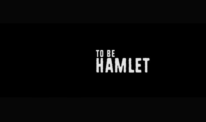 """Jednominutni film """" To be Hamlet """""""