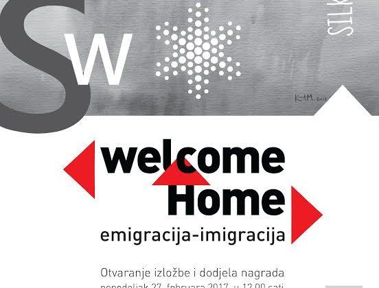 """Otvaranje izložbe plakata """"Welcome Home"""""""