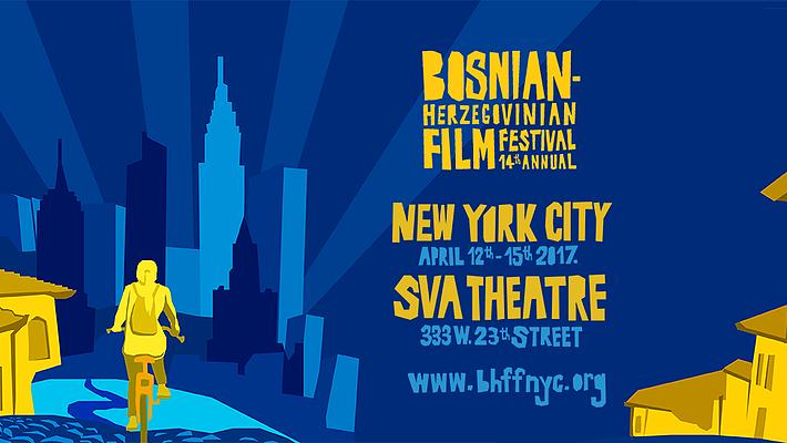 Objavljen program za 14. BH FILMSKI FESTIVAL u New York-u