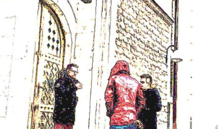 """Promocija romana """"FARBANJE"""" Hamze Hodžića u galeriji """"ZVONO"""""""