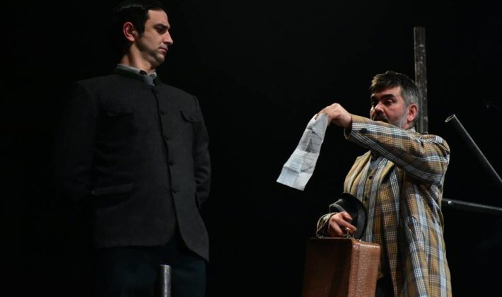 """Predstava """"Tamo-vamo"""" u Pozorištu mladih"""