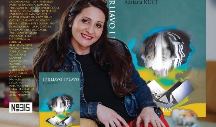 Roman »I prljavo i plavo«  Adriane Kuči