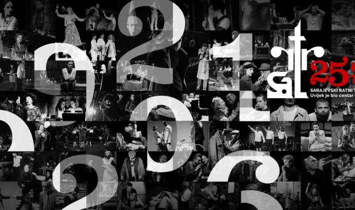 Obilježavanje 25. godišnjice Sarajevskog ratnog teatra