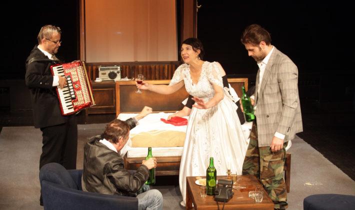'U Zvorniku ja sam ostavio svoje srce', na sceni Kamernog teatra 55