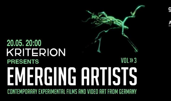 """Eksperimentali njemački film u Art Kinu """"Kirterion"""""""