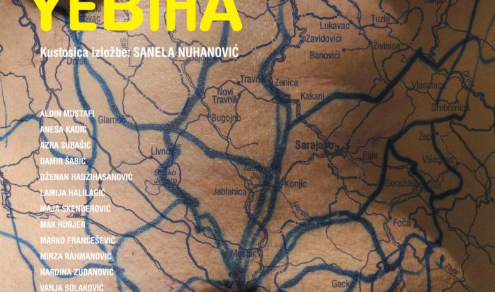 "Collegium artisticum: Izložba mladih autora i autorica ""YEBIHA"""