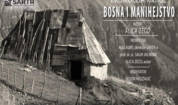 """Promocija knjige  """"Bosna i Manihejstvo"""" u SARTR-u"""