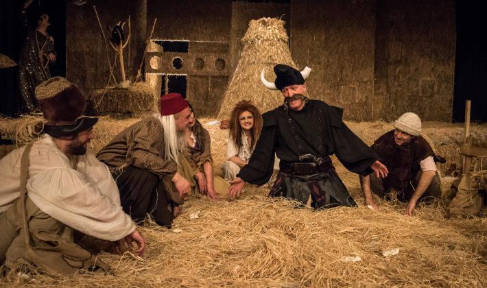 Predstava 'Teferič', vodi vas u svijet parodijskog teatra Aleša Kurta