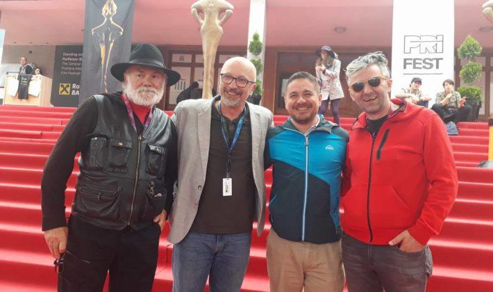 """Internacionalna premijera dokumentarnog filma """"Saraj'vo"""" održana u Prištini"""