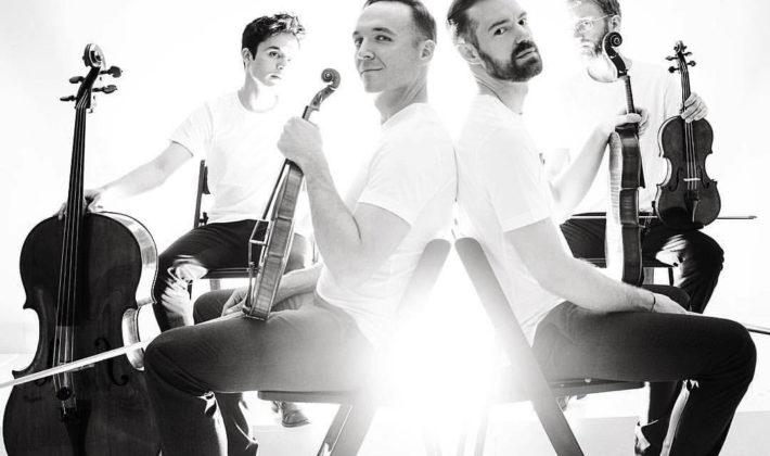 "JACK Quartet ""superheroji nove muzike"" na Jazz Festu!"