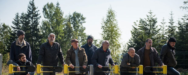 Češka premijera filma «Muškarci ne plaču»