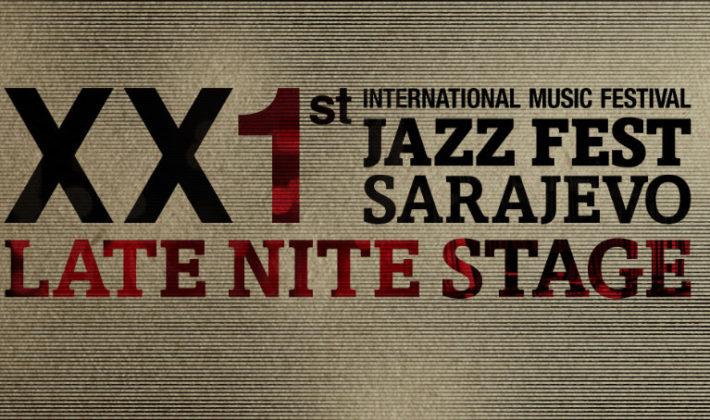 XX1. Jazz Fest: Late Nite Stage u Jazzbini