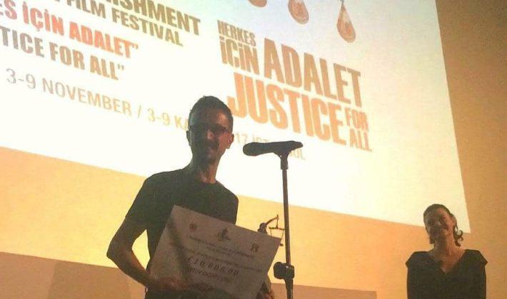 """Glavna nagrada filmu """"Muškarci ne plaču"""" u Istanbulu"""