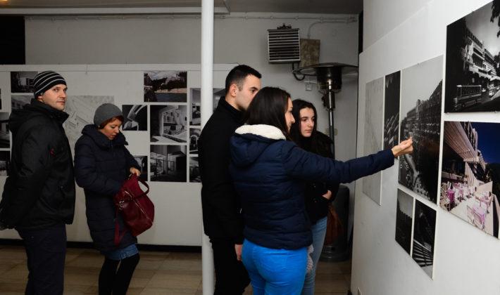"""Otvorena izložba """"Sunčana strana modernizma"""