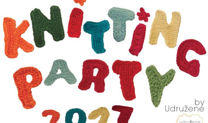 Dođite na veliku zabavu pletenja!