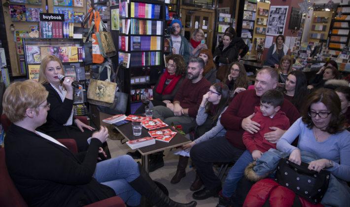"""U Buybooku promovisana knjiga priča """"A ti zaključaj"""" Adise Bašić"""