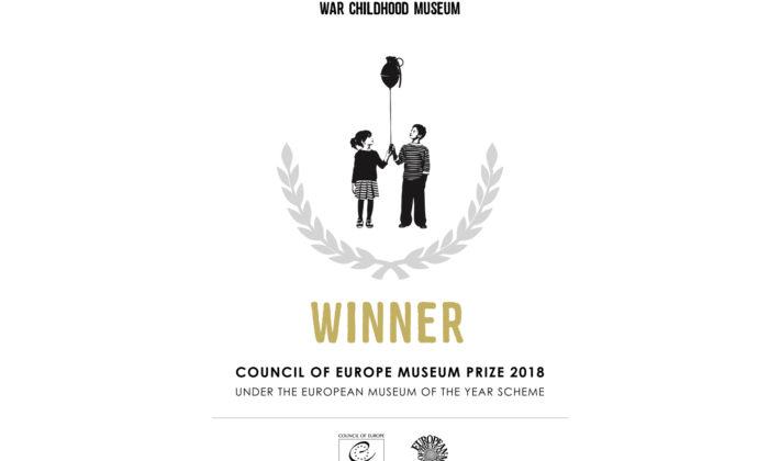 Muzej ratnog djetinjstva osvojio Muzejsku nagradu Vijeca Evrope 2018
