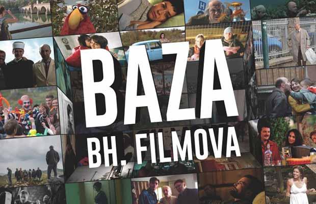 Online baza bh. filmova od 1996. do 2017. godine