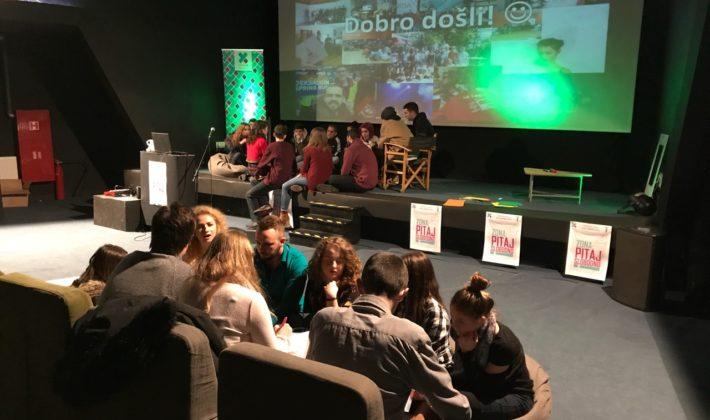"""Održana konferencije za mlade """"Zona: Pitaj slobodno!"""""""