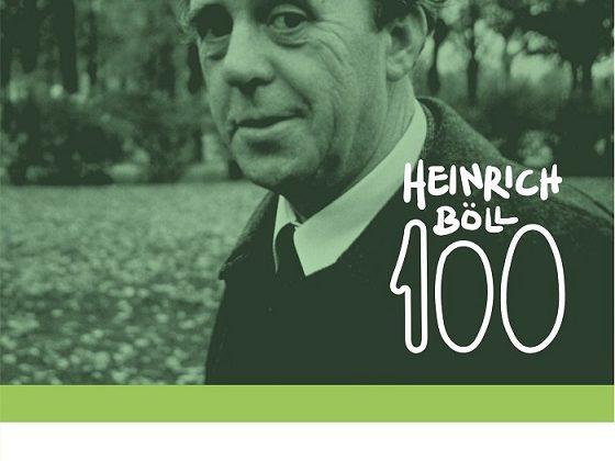 100 godina Heinricha Bölla: Poziv na otvaranje izložbe i književno veče