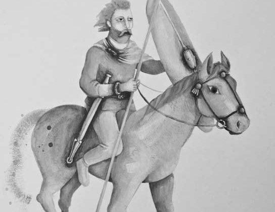 """Izložba """"Topot keltskih konja"""""""
