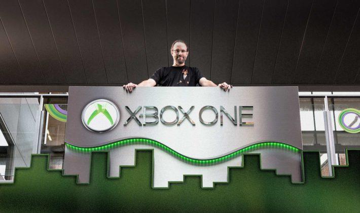 Novi Spark.me govornik – inovator i član tima Xbox-a Bojd Malterer