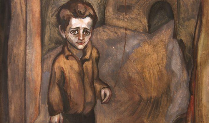 Izložba: Roman Petrović: Djeca ulice