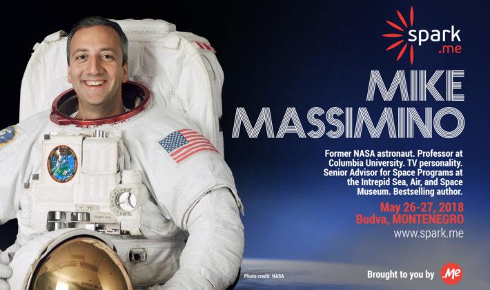 Astronaut agencije NASA i prvi tviteraš u svemiru govori na Spark.Me