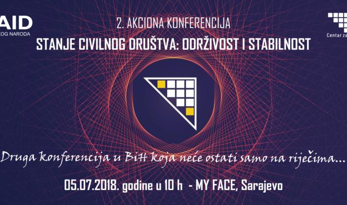 CIVILNI SEKTOR: Mašina smo u BiH, a ne poslušni robovi bilo kojeg sistema