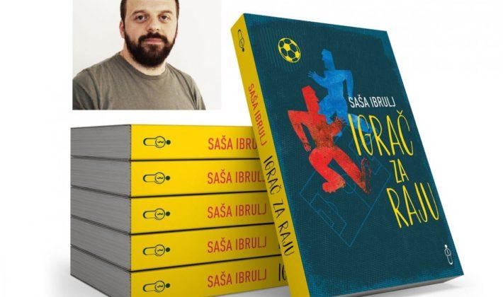 """Promocija knjige """"Igrač za raju"""" autora Saše Ibrulja"""
