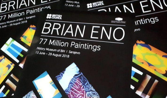 Brian Eno: Srijede u Historijskom muzeju BiH