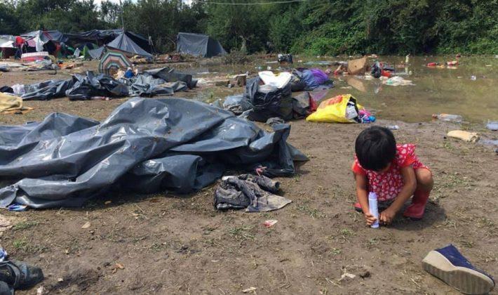 Apel za pomoć izbjegicama i migrantima