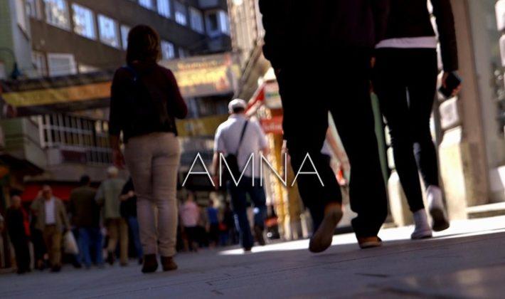 Kratki film AMNA u konkurenciji 36 filmova iz 22 zemlje