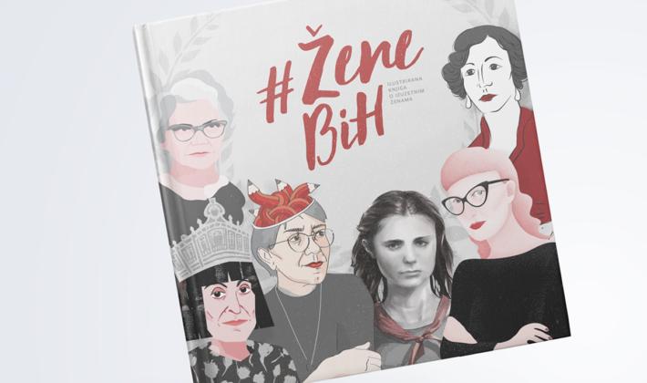 Sakupljeno više od 500% sredstava za knjigu #ŽeneBiH