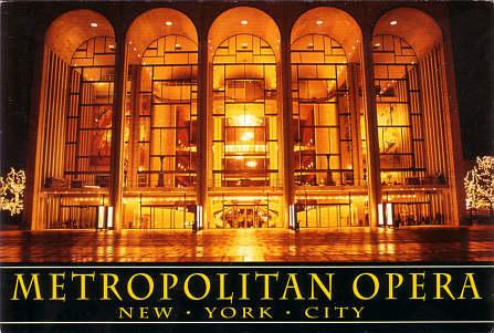 Metropolitan opera u Kamernom!