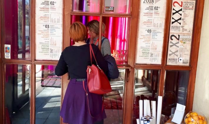 Otvoren box office XX2. Jazz Festa
